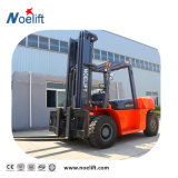 Forklift 5.0t Diesel barato com motor Isuzu-6bg1