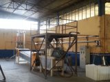 粉のコーティングの生産ライン