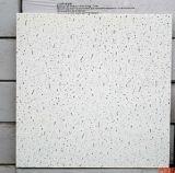 60X60 sin amianto Popular de China de la Junta de techo de fibra mineral acústico