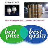 Polvo blanco CAS de Ketoconazole de las medicaciones antihongos: 65277-42-1 con de calidad superior