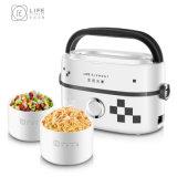 مربع الغداء الكهربائية المحمولة / طباخ الأرز