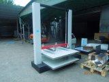 Máquina de la prueba de resistencia de la compresión del rectángulo del cartón del control de ordenador
