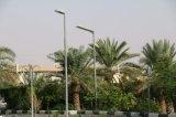 Éclairage de route solaire 50W à haute efficacité Lumen