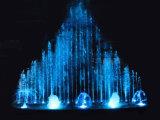 Dia 6m de Fontein van de Muziek van het Gordijn van het Water