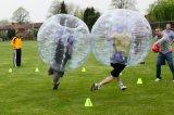Sfera Bumper gonfiabile della bolla del corpo umano del gioco di sport