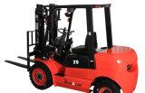 Ce ISO 2,5 tonne Diesel 3m mât Duplex chariot élévateur à fourche