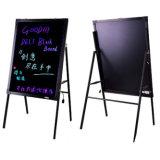 Scheda del menu del ristorante della scheda di scrittura di pubblicità esterna LED