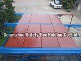 Venda a quente África! ! Placas de aço Cofragem Descofragem de laje de concreto, a construção do telhado, fabricante de Guangzhou