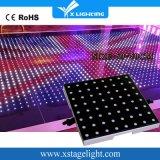 Беспроводное соединение чувствительных RGB-Лампа интерактивный светодиодный танцевальном зале