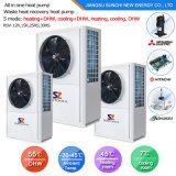 Sauvegarder le pouvoir 150L 200L tout de 70% dans une chaudière de pompe à chaleur