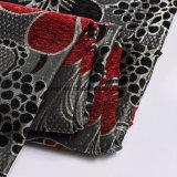 100% neues Entwurfs-Polyester-Gewebe-Polsterung-Gewebe