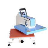 3D Oval Sock Subliamtion automática de pantalla de vacío de la máquina de prensa de calor