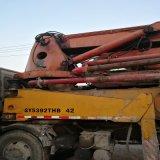 트럭 42 미터 건축기계 Sany 상표 구체 펌프