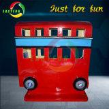동전에 의하여 운영한 런던 버스 Kiddie는 오락을 탄다