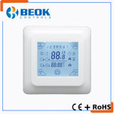 220V de elektrische het Verwarmen Thermostaat van het Controlemechanisme van de Temperatuur van de Thermostaat van de Zaal