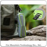 S-619は屋外のハイキングのためのBluetoothの携帯用小型スピーカーを防水する