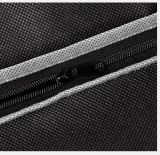 カスタムロゴの非編まれた再使用可能なFoldable Nonwovenスーツのカバーまたは衣装袋