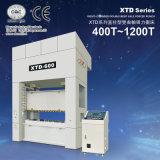 Imprensa de potência resistente lateral reta da elevada precisão da série de Xtd (400ton~1200ton)