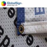Polyester Afgedrukte Banner voor Veiligheid en Reclame