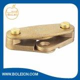 Kupferlegierung-Massen-Masseklemmen justierbarer Gleichstrom-Band-Klipp