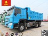 Sinotruk 30-35HP 336/371HOWO ton camión volquete para trabajos de construcción