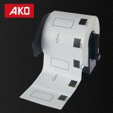 Les collants auto-adhésifs d'étiquettes compatibles de Dk1209 Dk-1209 étiquette 800 PCS par roulis