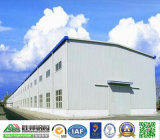 Prefabricated 건물 강철 구조물 작업장