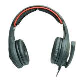 Neues Modell PCusb-bequemer Spiel-Kopfhörer mit LED