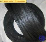 Recuit noir/ électro-galvanisé les fils de fer