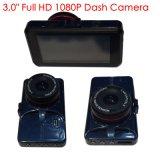 """熱い販売3.0 """" Ntk96220のHD1080p車のカメラ; Gセンサー; WDR; 夜間視界機能DVR-2401"""