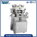 Máquina giratória da tabuleta da fabricação Zps-8 farmacêutica da cadeia de fabricação dos comprimidos