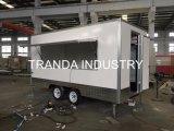 オーストラリアの販売のための最上質の昇進の移動式食糧トレーラー