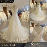 Новая конструкция торговли Китая изготовленный на заказ<br/> свадебные платья