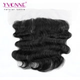 Yvonne Grosso Onda Corpo Virgem Brasileira Hair Lace 13,5 Frontal*4