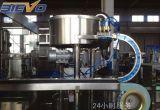 Завод упаковки автоматической питьевой воды весны 3 in-1 заполняя для пластичной бутылки