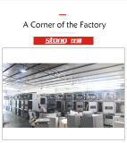 Jpseries integrou a caixa de distribuição da potência (compensação/controle/terminal/iluminação)