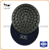 Высокое качество 10мм влажного и сухого пола Diamond конкретные шлифовки тормозных колодок