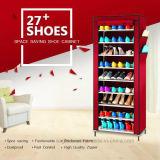 Equipamento para Engraxar os Sapatos de armário de racks de grande capacidade de armazenamento de dados móveis domésticos DIY Organizador Rack Sapata portátil simples N20 (FS-02B)