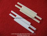 La resistencia al desgaste de color blanco cerámica alúmina Rod
