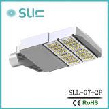 Alto indicatore luminoso di via esterno d'argento di lumen 150W LED