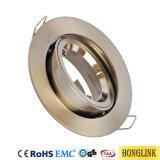 Justierbare unten helle LED Vorrichtung des Weiß-