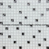 Het Mozaïek van het Glas van de Diamant van de Mengeling van het Glas van ritselen voor de Decoratie van het Hotel