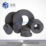 Desgaste personalizado - peça sobresselente resistente do carboneto cimentado