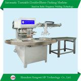 Machine d'étanchéité à haute fréquence pour l'emballage blister double poignée de porte