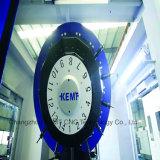 Perforación avanzada y torno que muele (Siemens-Sistema) del CNC