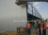 Хорошее качество для тяжелого режима работы семинара/стальные структуры проекта для Ганы