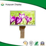 Hohe Helligkeit der LCD-Bildschirmanzeige-7 des Zoll-800X480