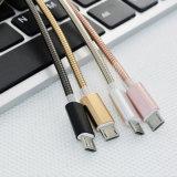 Câble de remplissage en alliage de zinc dur et durable bon marché en métal USB