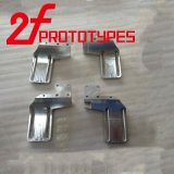 Части CNC Prototyping металла высокой точности алюминиевые