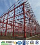 디자인되는 전문가와 가진 조립식 강철 구조상 창고 건물 헛간